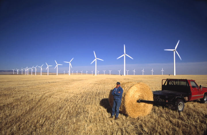 Wind Electro Station