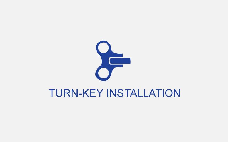 Turn-Key Install