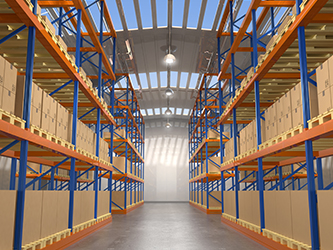 Distribution Centre & Cold Storage