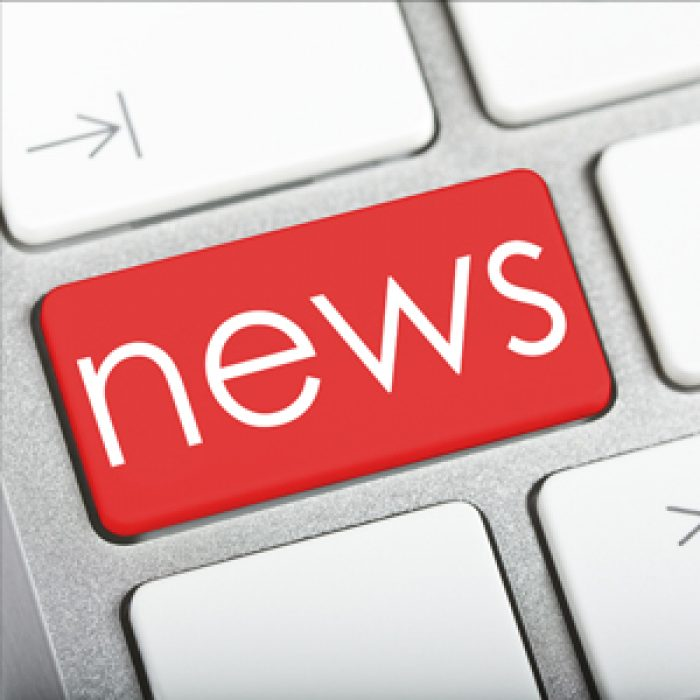 News button on a keyboard.